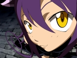 Soul Eater Wallpaper Blair Face