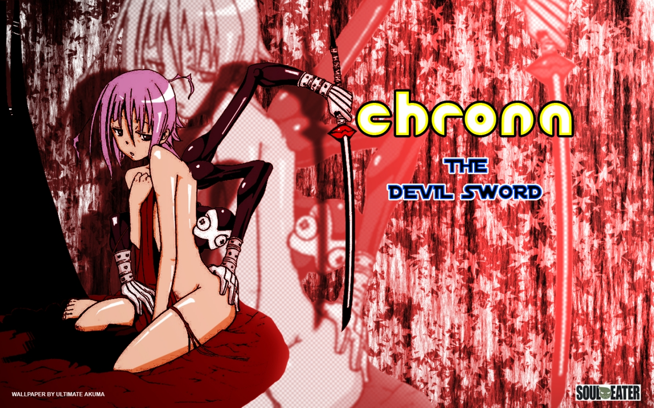 Crona The Devil Sword