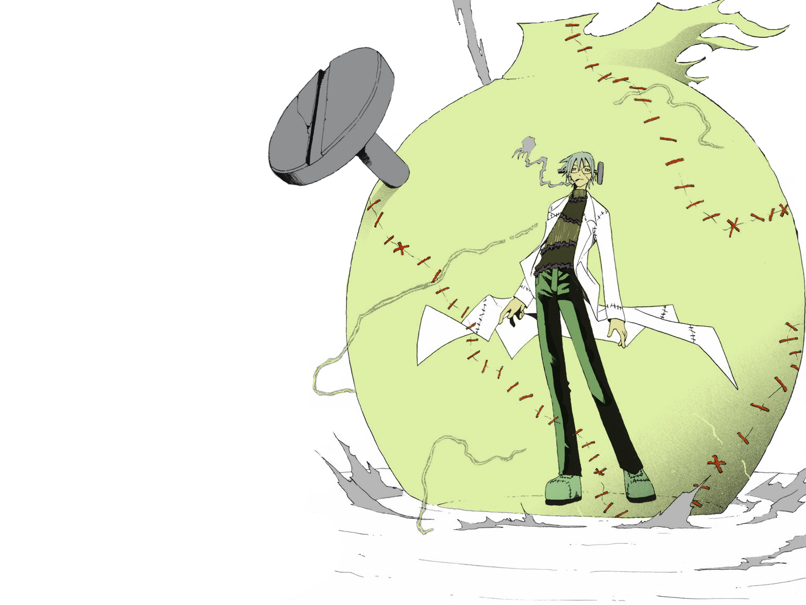 stein soul eater wallpaper - photo #11