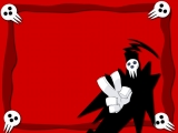 Shinigami Sama Red