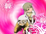 Soul and Maka Valentines