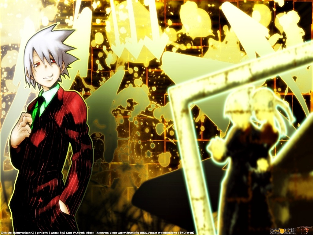 Soul Eater Evans Red Suit