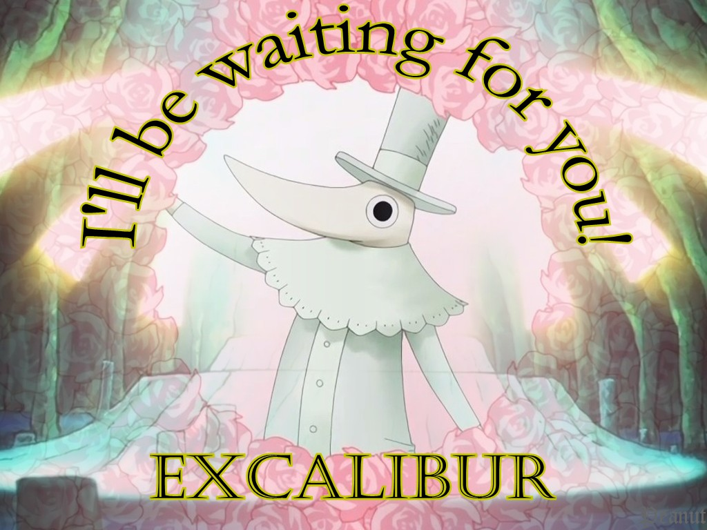 soul eater excalibur wallpaper soul eater anime wallpaper