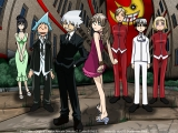 Soul Eater Group Dressed Up