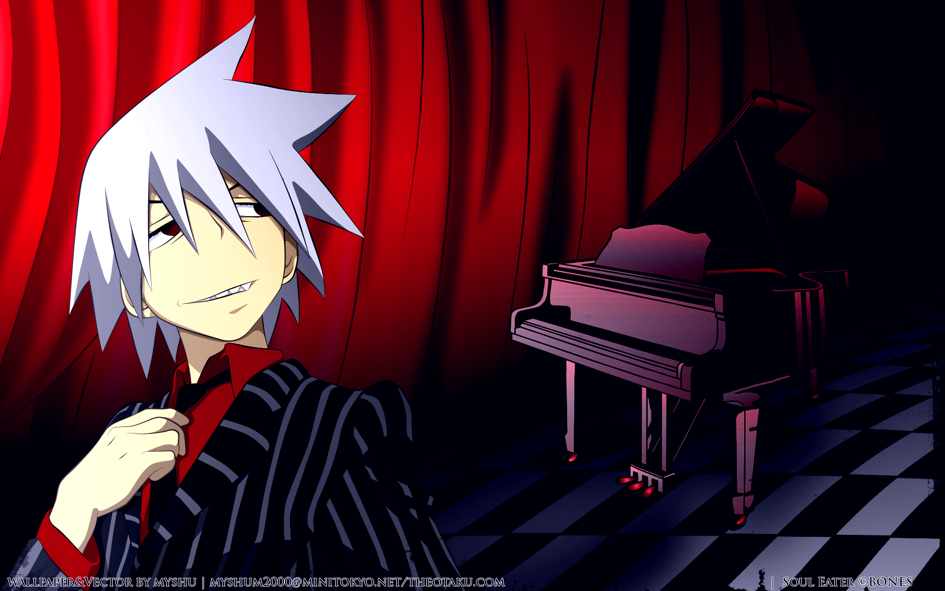 Fotos - Soul Eater Soul Eater Wallpaper Soul Evans Piano Hd